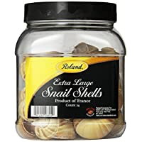 Roland Snail Shells, Extra Large, 24 Count