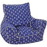 KNORRTOYS.COM Knorrtoys 68207 海上蓝色儿童坐垫