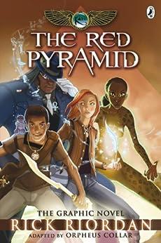 """The Red Pyramid: The Graphic Novel (The Kane Chronicles Book 1) (English Edition)"",作者:[Rick Riordan]"