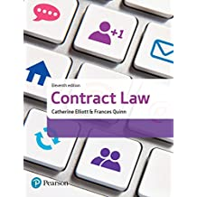 Contract Law (Blueprints) (English Edition)