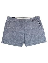 J. 圆领 - 女式 - 12.7 cm 牛津短裤(多种颜色)