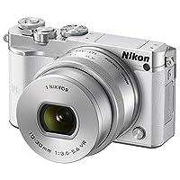 Nikon 尼康 1 J5 单电套机(1尼克尔 VR 10-30mm f/3.5-5.6 PD镜头)(白色)