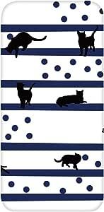 智能手机壳 TPU 印刷 对应多种机型 cw-401top 盖 猫 猫 猫 CAT UV印刷 软壳WN-PR456811 iPhone5s 图案 A