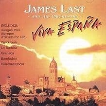 进口CD:詹姆斯•拉斯特:伟大的西班牙(CD 5441442)