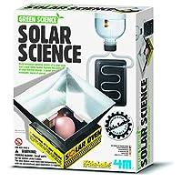 4M 环保科学系列 太阳能科学 科学探索益智教育玩具 进口
