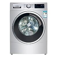BOSCH 博世 WAU287680W(银色)9公斤 滚筒洗衣机 家用 全自动洗衣机 节能 低噪音 LED触控屏 可开增值税专用发票