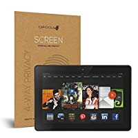"Celicious Privacy Plus Amazon Kindle Fire HDX 7"" 4-Way Visual Black Out Screen Protector"