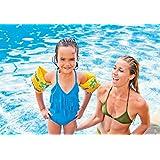 INTEX 中性童 手臂游泳圈(3-6岁) 56643 黄色