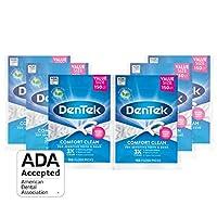 Dentek Comfort Clean 牙线棒 新鲜薄荷味 150 支(6 件装)