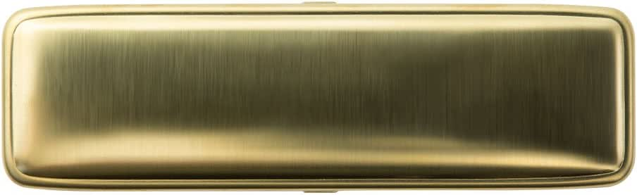 MIDORI 黄铜制 复古笔盒