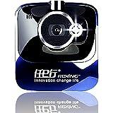 Rexing 任E行 H1 蓝色 行车记录仪(140度大广角 Full HD 1080P全高清录像 物理分辨率1920×1080 帧数30帧/秒)