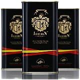 IGAURIN 叶果耘 特级初榨橄榄油Premium尊享系列 组合特惠装 950ml*3