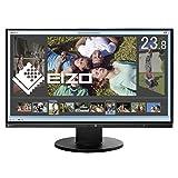 EIZO 艺卓 FlexScan EV2450 23.8英寸16:9宽屏窄边框 彩色液晶显示器 (1920×1080/IPS面板/5ms/防眩光) 黑色