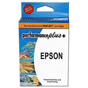 IJR - Performance Plus T088120 Epson Inkjet Cartridge, Black