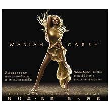 玛丽亚•凯莉最新专辑:我心无羁(CD)