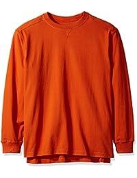 Stanley 男式长袖运动衫圆领 T 恤