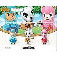 Mabel Amiibo(動物穿越系列) Animal Crossing 3-Pack USA