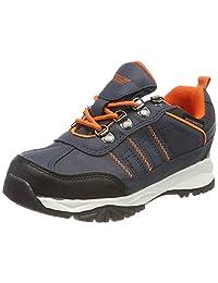 Gregster 儿童中性系带徒步鞋 - 舒适轻便的儿童鞋适合户外、徒步和休闲穿着 - 防水透气