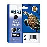 Epson 爱普生 T1576 墨盒 乌龟款 单个包装 photo black