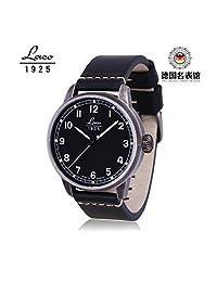 德国 Laco朗坤 怀旧牛仔系列 自动机械男腕表手表 861783