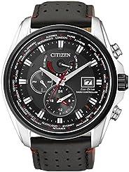 Citizen 西鐵城 男士手表 指針式 石英 不銹鋼 AT9036-08E