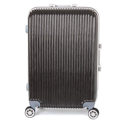 DANJUE 丹爵 男女通用PC&ABS拉杆箱 旅行箱 行李箱 万向轮 静音轮 20寸24寸28寸4色
