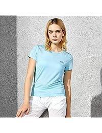 【2件减20元】THE FIRST OUTDOOR 男女款圆领速干T恤 2019春夏短袖 POLO衫【在线客服(微信):TFOCLUB】