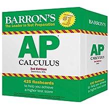 Barron's AP Calculus Flash Cards