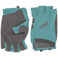 Outdoor Research 男士 OR ActiveIce Chroma un Gloves - Lemongrass 冰点科马防晒半指手套 250150