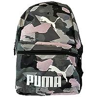 PUMA Pink/Grey Camo 笔记本电脑背包