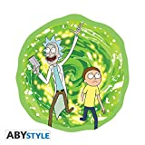 Abystyle Abysse Corp_ABYACC240 Rick and Morty - 鼠标垫 - 门户 - 形状