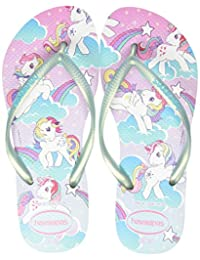 Havaianas 女童修身 My Little Pony 人字拖
