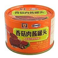 梅林 香菇肉酱 875(175g*5)(亚马逊自营商品, 由供应商配送)