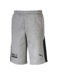Puma 儿童 Alpha Jersey Bermuda B 短裤