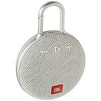JBL Clip 3 便携式防水无线蓝牙扬声器JBLCLIP3WHTAM
