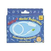 NOSY 吸鼻器/蛇形吸管 - *有效的鼻子清洁剂,冷静和液体。 适用于新生儿的婴儿*温和快速吸鼻