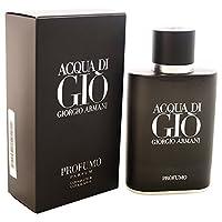 GIORGIO ARMANI Acqua Di Gio Profumo Parfum Vapo 2.5 Fluid Ounce