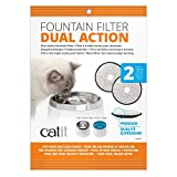 Catit Fresh & Clear Dual Action Replacement Filters (2 Filters)