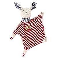 sigikid –安抚巾 婴儿玩具 Hase Rot