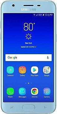 Samsung Galaxy J3 (2018) J337A 16GB AT&T 电话 Verizon Locked 银色
