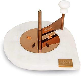 BOSKA(博斯卡) 切片器 杯/白色 16x16xh10cm 大理石巧克力卷 320420