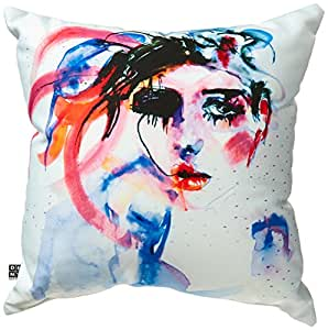 Deny Designs Marta Spendowska Beauty 2 Throw Pillow, 16 x 16