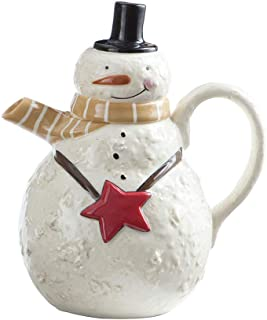 Snow Friends 雪人茶壶