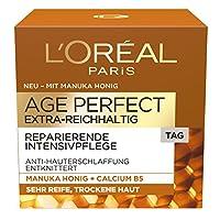 L'Oréal Paris  巴黎欧莱雅 Age Perfect 系列富含麦卢卡的日霜,1 件装(1 x 50 毫升)