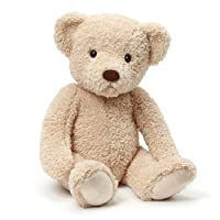 GUND Cindy可爱毛绒泰迪熊玩具-高9英寸(23cm)(亚马逊进口直采,美国品牌)