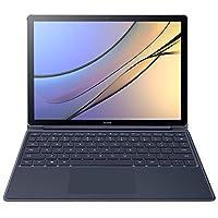 Huawei 华为 MateBook E 12英寸二合一笔记本电脑(I5 8G 256G Win10 含键盘和扩展坞) 钛银灰主机/蓝色键盘