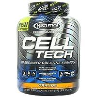 Muscletech 性能系列 cell-tech 橙色 - 6.0 磅 (2.7 kg)