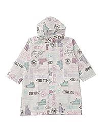CONVERSE(匡威)儿童用 双肩包可选雨衣 紫色 100cm -