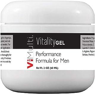 ViMulti 男士增大和持续修复霜 28.35 克,含精氨酸,可增加血液流