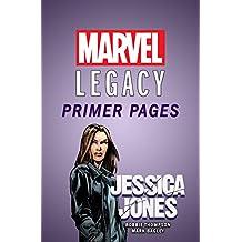 Jessica Jones - Marvel Legacy Primer Pages (Jessica Jones (2016-2018)) (English Edition)